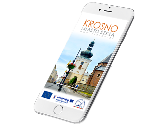 Mobile Application History of Krosno in the Modern Stage